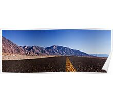 Death Valley Road.  Poster