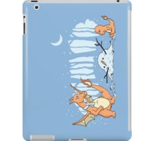 Playing With Fire iPad Case/Skin