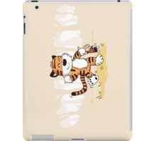 My Stuffed Kid iPad Case/Skin