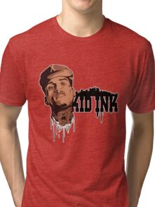 Kid Ink Tri-blend T-Shirt