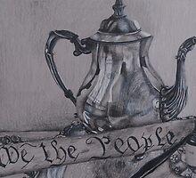 Presidential Tea Party by Jenn Gray