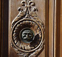 Doorknob - San Angelo in Vardo by Francis Drake