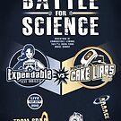 Battle for Science - V2 by thehookshot