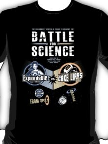 Battle for Science - V2 T-Shirt