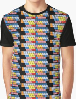 Avid Keyboard Graphic T-Shirt