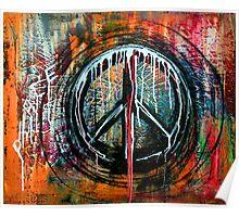 Peace Bomb Poster