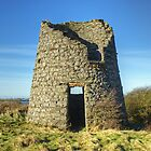 Hodbarrow Windmill,Millom by VoluntaryRanger