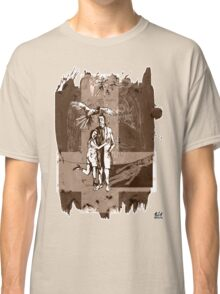 Lady of the dead (sepia) Classic T-Shirt