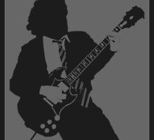Angus Young by HypeFace