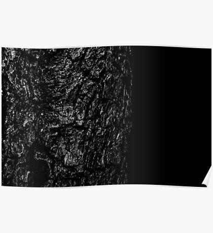 dark bark Poster