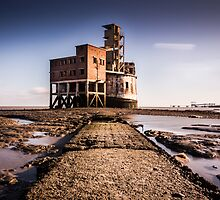 Grain Tower Battery by Ian Hufton