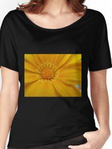 Sunshiny Flower Women's Relaxed Fit T-Shirt