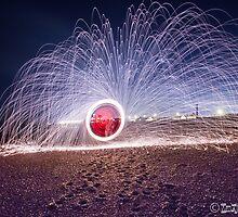 beach spinners by martbarras