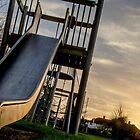 sunset slide 2 by ronnyvan