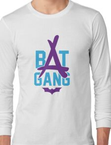 Kid Ink - Bat Gang Logo Long Sleeve T-Shirt