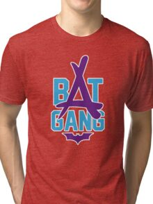 Kid Ink - Bat Gang Logo Tri-blend T-Shirt