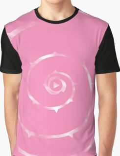 Rose's Shield Graphic T-Shirt