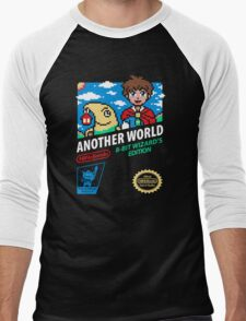 ANOTHER WORLD Men's Baseball ¾ T-Shirt