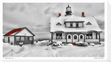 Portland Head Light by Richard Bean