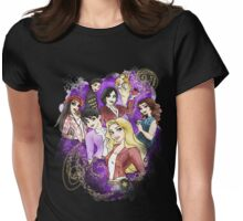Once Upon a Princess Womens Fitted T-Shirt