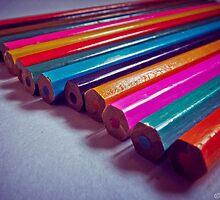 Pencils by Stevie B