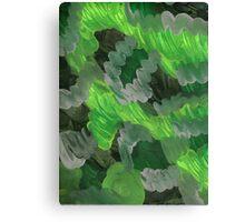 CAMOFLAGUE Canvas Print