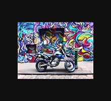 Hosier Lane Graffiti and motor bike Unisex T-Shirt