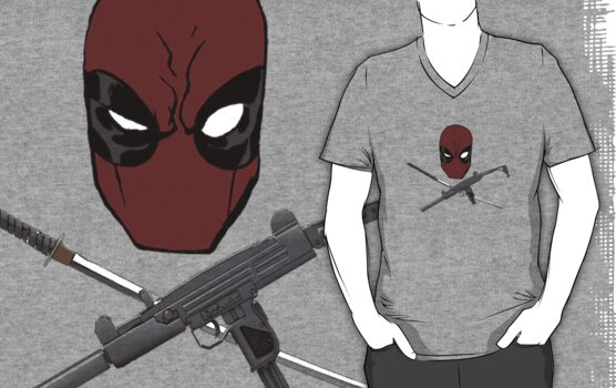 Deadpool by LastLaughInk