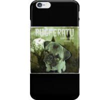 pugferatu iPhone Case/Skin