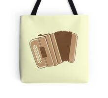 An awesome musical instrument the acordian accordion Tote Bag