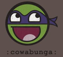 Cowabunga Buddy Squad: Donatello - Shirt by Cowabunga