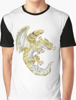 Leopard Gecko Dragon! Graphic T-Shirt
