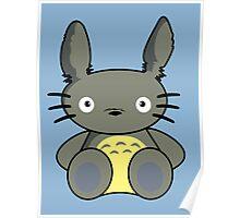 Hello Totoro Poster
