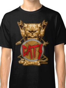slayer cat Classic T-Shirt