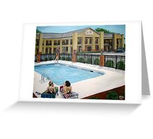 Cochran Inn & Suites Greeting Card