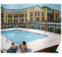 Cochran Inn & Suites Poster
