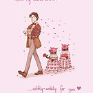 My Wibbly Wobbly Heart by AliciaMB