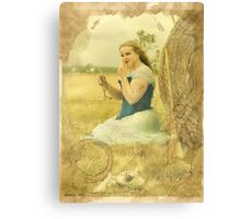 Cinderella (fairy godmothers don't exsist) Canvas Print