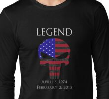 RIP Chris Kyle Long Sleeve T-Shirt