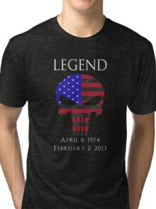 RIP Chris Kyle Tri-blend T-Shirt