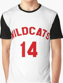 High School Musical: Wildcats Red Graphic T-Shirt
