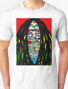 Rasta Skeletons T-Shirt