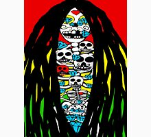 Rasta Skeletons Unisex T-Shirt