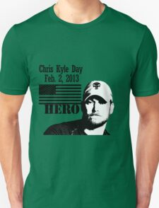 Chris Kyle RIP v2 Unisex T-Shirt