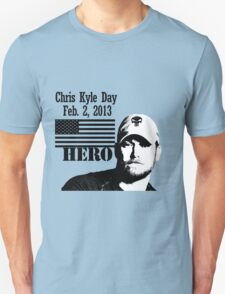 Chris Kyle RIP v2 Unisex T-Shirt