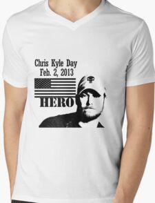 Chris Kyle RIP v2 Mens V-Neck T-Shirt