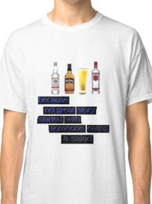 ALCOHOL Classic T-Shirt