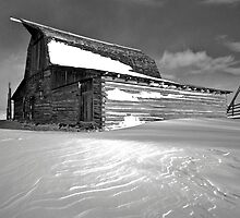 Moulton Barn by Miles Glynn