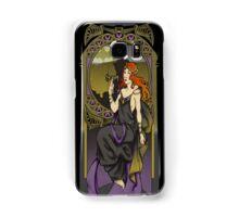 Batgirl ArtNerdveau Samsung Galaxy Case/Skin
