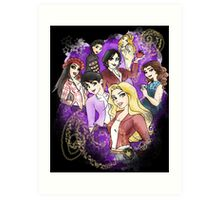 Once Upon a Princess Art Print